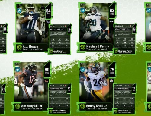 MUT 20 Team of the Week 12: B. Mayfield, V. Vea, and LTD F. Moreau