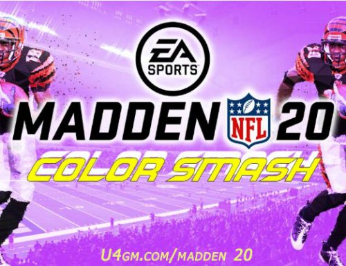 New Madden 20 Easter Color Smash Elite Players Khalil Mack and  Derrick Henry
